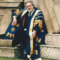 Becomes Chancellor of the University of Sunderland