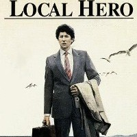 Produces 'Local Hero'