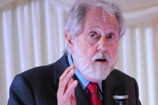 David Puttnam at Rock The House Launch