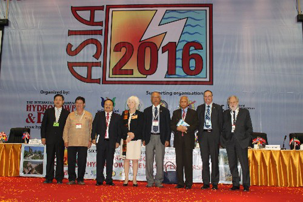 Lord Puttnam opens ASIA 2016 Hydropower Conference