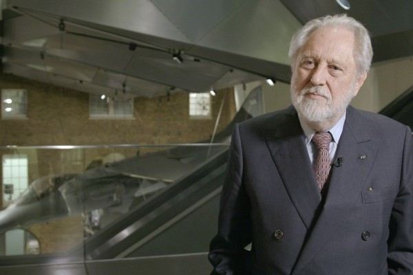 Lord Puttnam- Imperial War Museum