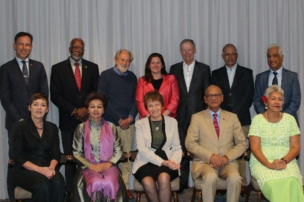 Meeting of the Board of the Commonwealth of Learning