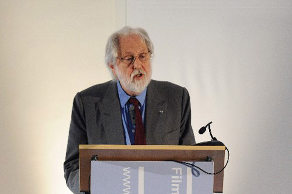 David Puttnam at FDA