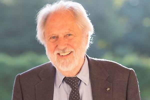Lord Puttnam at Resurgence Magazine's 50th anniversary