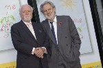 David Puttnam and Richard Attenborough - UNICEF