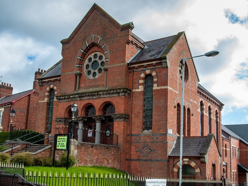 Bringing the Methodist Church in Ireland into the 21st Century