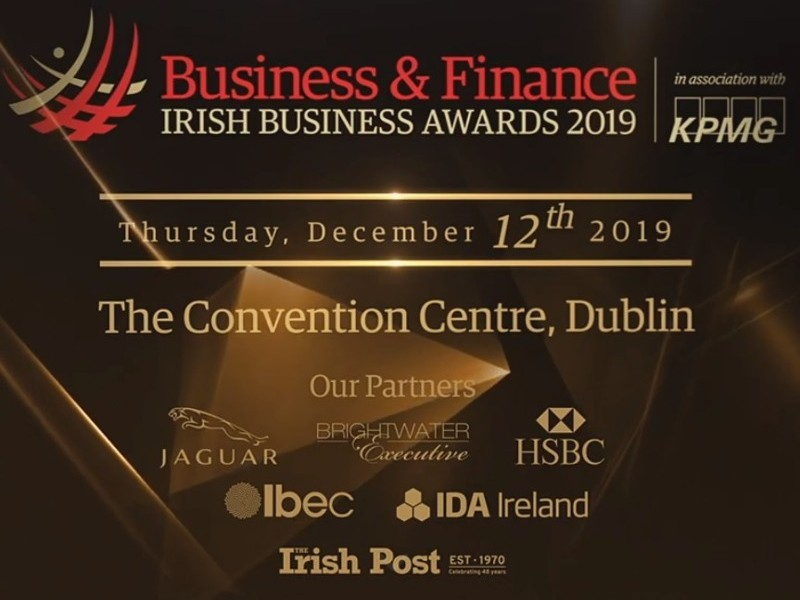 Business and Finance Award Dinner