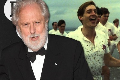 Lord Puttnam criticises Netflix culture: 'Too much money is sloshing around'