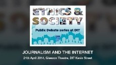 Ethics & Society: Journalism and the Internet