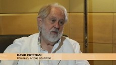 David Puttnam on Education with BBC's Linda Yueh
