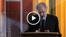 Key note speech and FDA Yearbook launch 2012 - Part 1