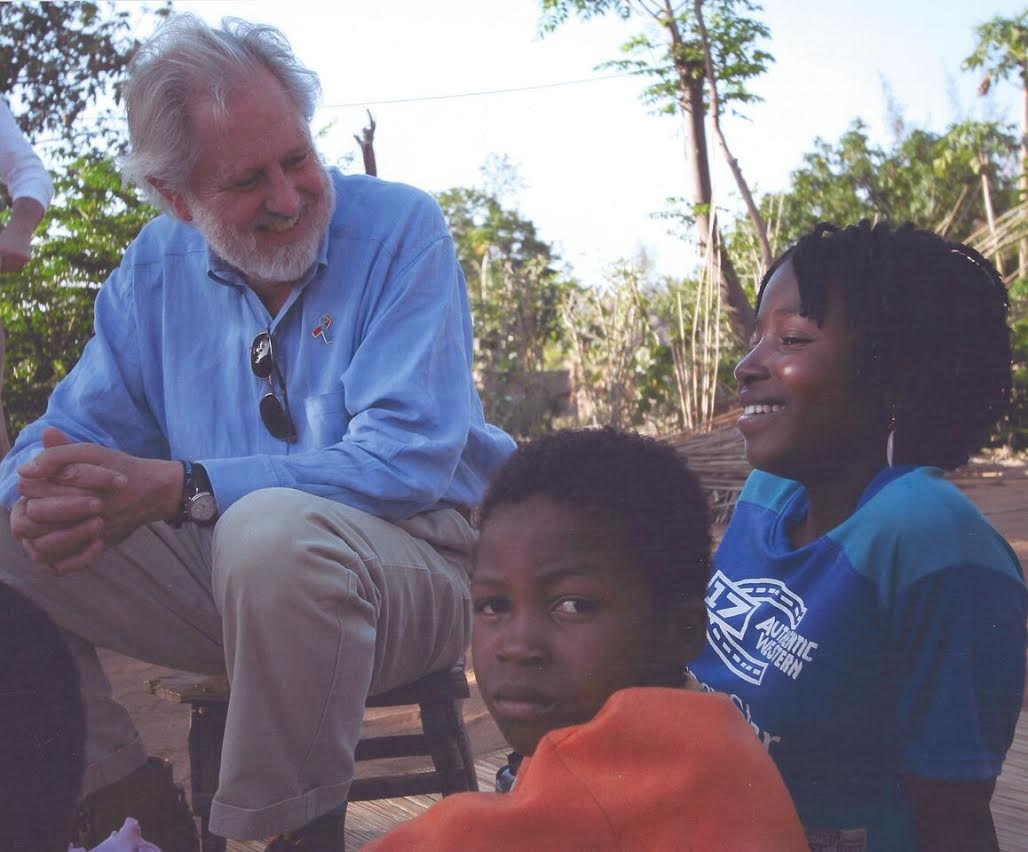Lord Puttnam, President of UNICEF UK, 2002 - 2009