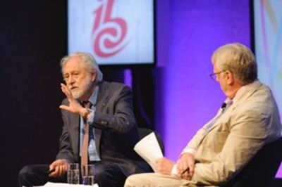 IBC2016: Lord Puttnam says management needs to get creative