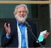 Lord Puttnam opens new building at Bath Spa University