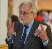David Puttnam opens 'Boolean Expressions' at The Glucksman Gallery