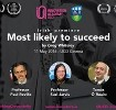 University College Dublin- 'Most Likely To Succeed'