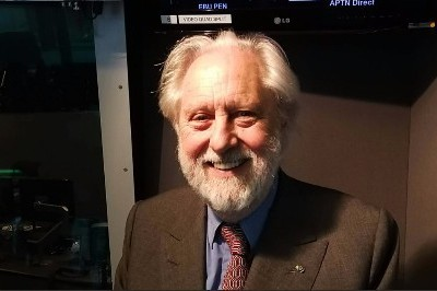 Lord Puttnam: 'Apple will buy Netflix'