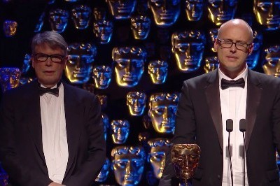 NFTS receives the award for Outstanding British Contribution to Cinema at this year's BAFTAs