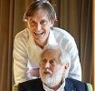 Film-maker David Puttnam once carried his musician son, Sacha, on his shoulders to watch a Police concert