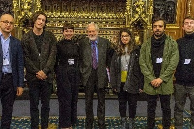 Lord Puttnam launches mentoring scheme