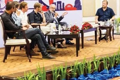 Lord Puttnam speaks on opportunities for film